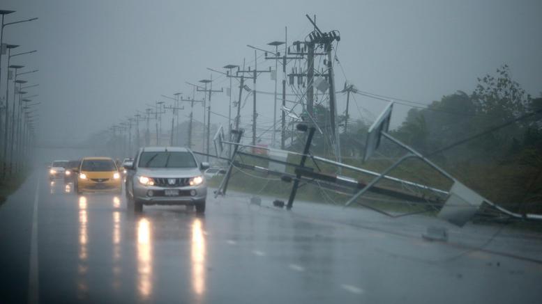 f11d455a2be Ταϊλάνδη: Εικόνες καταστροφής από την καταιγίδα Παμπούκ – Skai Patras
