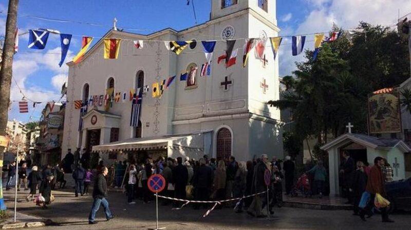 ΠΑΤΡΑ: Η πανήγυρης στο ναό του Αγίου Νικολάου θα εορταστεί Τρίτη και Τετάρτη